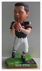 """ボブルヘッド バブルヘッド 首振り人形 ボビンヘッド BOBBLEHEAD 【送料無料】Mike Ditka Chicago Bears """"Action Pose"""" NFL Bobble Head Forever Collectiblesボブルヘッド バブルヘッド 首振り人形 ボビンヘッド BOBBLEHEAD"""
