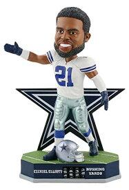 ボブルヘッド バブルヘッド 首振り人形 ボビンヘッド BOBBLEHEAD 【送料無料】Forever Collectibles Ezekiel Elliott Dallas Cowboys Fantasy Football Rushing Yards Bobblehead NFLボブルヘッド バブルヘッド 首振り人形 ボビンヘッド BOBBLEHEAD