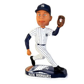 ボブルヘッド バブルヘッド 首振り人形 ボビンヘッド BOBBLEHEAD Forever Collectibles New York Yankees Alex Rodriguez Helmet Base Bobbleheadボブルヘッド バブルヘッド 首振り人形 ボビンヘッド BOBBLEHEAD