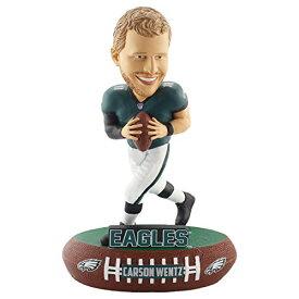 ボブルヘッド バブルヘッド 首振り人形 ボビンヘッド BOBBLEHEAD Forever Collectibles Carson Wentz Philadelphia Eagles Baller Special Edition Bobblehead NFLボブルヘッド バブルヘッド 首振り人形 ボビンヘッド BOBBLEHEAD