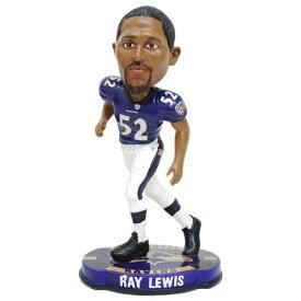 ボブルヘッド バブルヘッド 首振り人形 ボビンヘッド BOBBLEHEAD Ray Lewis Baltimore Ravens 2012 NFL Forever Collectibles Bobble Headボブルヘッド バブルヘッド 首振り人形 ボビンヘッド BOBBLEHEAD