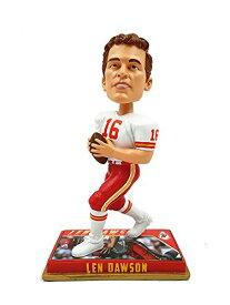 ボブルヘッド バブルヘッド 首振り人形 ボビンヘッド BOBBLEHEAD Forever Collectibles NFL Kansas City Chiefs Mens Kansas City Chiefs Bobblehead - 8 inch - Retired Player - Len Dawson #16 - Specボブルヘッド バブルヘッド 首振り人形 ボビンヘッド BOBBLEHEAD