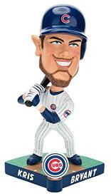 ボブルヘッド バブルヘッド 首振り人形 ボビンヘッド BOBBLEHEAD Forever Collectibles MLB Chicago Cubs Mens Chicago Cubs Bobble Caricature Style Kris Bryant Design, Team Colors One Sizeボブルヘッド バブルヘッド 首振り人形 ボビンヘッド BOBBLEHEAD