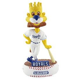 ボブルヘッド バブルヘッド 首振り人形 ボビンヘッド BOBBLEHEAD 【送料無料】FOCO MLB Kansas City Royals Mascot Baller Bobble, Team Color, One Sizeボブルヘッド バブルヘッド 首振り人形 ボビンヘッド BOBBLEHEAD