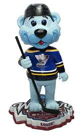 ボブルヘッド バブルヘッド 首振り人形 ボビンヘッド BOBBLEHEAD Forever Collectibles Louie The Polar Bear Mascot St Louis Blues 2017 NHL Winter Classic Special Edition Bobbleheadボブルヘッド バブルヘッド 首振り人形 ボビンヘッド BOBBLEHEAD