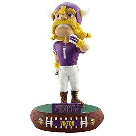 ボブルヘッド バブルヘッド 首振り人形 ボビンヘッド BOBBLEHEAD 【送料無料】Forever Collectibles Minnesota Vikings Mascot Baller Special Edition Bobblehead NFLボブルヘッド バブルヘッド 首振り人形 ボビンヘッド BOBBLEHEAD