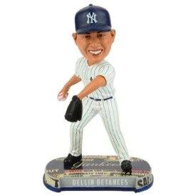 ボブルヘッド バブルヘッド 首振り人形 ボビンヘッド BOBBLEHEAD Forever Collectibles Dellin Betances New York Yankees Headline Special Edition Bobblehead MLBボブルヘッド バブルヘッド 首振り人形 ボビンヘッド BOBBLEHEAD