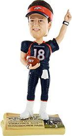 ボブルヘッド バブルヘッド 首振り人形 ボビンヘッド BOBBLEHEAD Forever Collectibles Peyton Manning Denver Broncos Record Breaker Bobblehead 509 Td Passesボブルヘッド バブルヘッド 首振り人形 ボビンヘッド BOBBLEHEAD