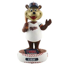 ボブルヘッド バブルヘッド 首振り人形 ボビンヘッド BOBBLEHEAD FOCO MLB Minnesota Twins Unisex Baller BOBBLEBALLER Bobble, Team Color, One Sizeボブルヘッド バブルヘッド 首振り人形 ボビンヘッド BOBBLEHEAD