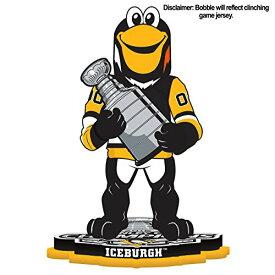 ボブルヘッド バブルヘッド 首振り人形 ボビンヘッド BOBBLEHEAD Forever Collectibles NHL Pittsburgh Penguins 2016 Stanley Cup Champions Mascot Bobbleheadボブルヘッド バブルヘッド 首振り人形 ボビンヘッド BOBBLEHEAD