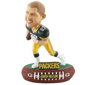 ボブルヘッド バブルヘッド 首振り人形 ボビンヘッド BOBBLEHEAD 【送料無料】FOCO NFL Green Bay Packers Baller Bobble, Team Color, OSボブルヘッド バブルヘッド 首振り人形 ボビンヘッド BOBBLEHEAD