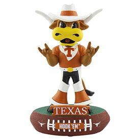 ボブルヘッド バブルヘッド 首振り人形 ボビンヘッド BOBBLEHEAD 【送料無料】FOCO NCAA Texas Longhorns Mascot Baller Bobble, Team Color, OSボブルヘッド バブルヘッド 首振り人形 ボビンヘッド BOBBLEHEAD