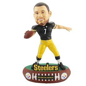 ボブルヘッド バブルヘッド 首振り人形 ボビンヘッド BOBBLEHEAD 【送料無料】FOCO NFL Pittsburgh Steelers Baller Bobble, Team Color, OSボブルヘッド バブルヘッド 首振り人形 ボビンヘッド BOBBLEHEAD