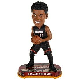 ボブルヘッド バブルヘッド 首振り人形 ボビンヘッド BOBBLEHEAD 【送料無料】Forever Collectibles Hassan Whiteside NBA Miami Heat Legends of The Court Bobble Headボブルヘッド バブルヘッド 首振り人形 ボビンヘッド BOBBLEHEAD
