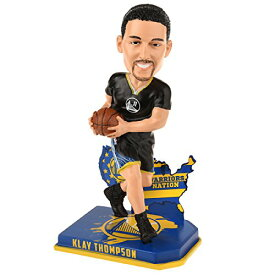 ボブルヘッド バブルヘッド 首振り人形 ボビンヘッド BOBBLEHEAD 【送料無料】Forever Collectibles FB16BKTGSWNATTA NBA Golden State Warriors Klay Thompson Alternate Jersey Nation Bobbleheaボブルヘッド バブルヘッド 首振り人形 ボビンヘッド BOBBLEHEAD