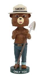 ボブルヘッド バブルヘッド 首振り人形 ボビンヘッド BOBBLEHEAD 【送料無料】Royal Bobbles Smokey Bear Bobbleheadボブルヘッド バブルヘッド 首振り人形 ボビンヘッド BOBBLEHEAD
