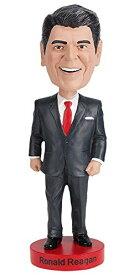 【送料無料】ロイヤルボブルズ Royal Bobbles ロナルド・レーガン Ronald Reagan ボブルヘッド人形 第40代アメリカ合衆国大統領