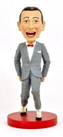 ボブルヘッド バブルヘッド 首振り人形 ボビンヘッド BOBBLEHEAD Royal Bobbles Pee-wee Herman Bobblehead, Collectible Bobblehead Figurinesボブルヘッド バブルヘッド 首振り人形 ボビンヘッド BOBBLEHEAD