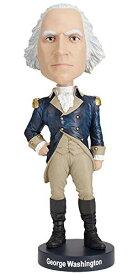 ボブルヘッド バブルヘッド 首振り人形 ボビンヘッド BOBBLEHEAD 【送料無料】Royal Bobbles George Washington Bobbleheadボブルヘッド バブルヘッド 首振り人形 ボビンヘッド BOBBLEHEAD