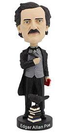 ボブルヘッド バブルヘッド 首振り人形 ボビンヘッド BOBBLEHEAD 【送料無料】Royal Bobbles Edgar Allan Poe Bobbleheadボブルヘッド バブルヘッド 首振り人形 ボビンヘッド BOBBLEHEAD