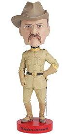 ボブルヘッド バブルヘッド 首振り人形 ボビンヘッド BOBBLEHEAD 【送料無料】Royal Bobbles Teddy Roosevelt Bobbleheadボブルヘッド バブルヘッド 首振り人形 ボビンヘッド BOBBLEHEAD