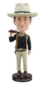 ボブルヘッド バブルヘッド 首振り人形 ボビンヘッド BOBBLEHEAD 【送料無料】Royal Bobbles John Wayne Cowboy Bobbleheadボブルヘッド バブルヘッド 首振り人形 ボビンヘッド BOBBLEHEAD