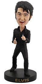 ボブルヘッド バブルヘッド 首振り人形 ボビンヘッド BOBBLEHEAD 【送料無料】Royal Bobbles Elvis Presley '68 Comeback Special Bobbleheadボブルヘッド バブルヘッド 首振り人形 ボビンヘッド BOBBLEHEAD