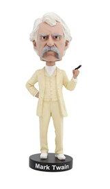 ボブルヘッド バブルヘッド 首振り人形 ボビンヘッド BOBBLEHEAD 【送料無料】Royal Bobbles Mark Twain Bobbleheadボブルヘッド バブルヘッド 首振り人形 ボビンヘッド BOBBLEHEAD