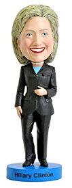 ボブルヘッド バブルヘッド 首振り人形 ボビンヘッド BOBBLEHEAD 【送料無料】Royal Bobbles Hillary Clinton Bobbleheadボブルヘッド バブルヘッド 首振り人形 ボビンヘッド BOBBLEHEAD