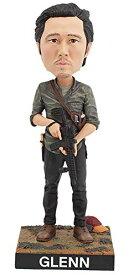 ボブルヘッド バブルヘッド 首振り人形 ボビンヘッド BOBBLEHEAD 【送料無料】Royal Bobbles The Walking Dead Glenn Rhee Bobbleheadボブルヘッド バブルヘッド 首振り人形 ボビンヘッド BOBBLEHEAD