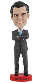 ボブルヘッド バブルヘッド 首振り人形 ボビンヘッド BOBBLEHEAD 【送料無料】Royal Bobbles Mitt Romney Bobbleheadボブルヘッド バブルヘッド 首振り人形 ボビンヘッド BOBBLEHEAD
