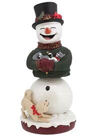ボブルヘッド バブルヘッド 首振り人形 ボビンヘッド BOBBLEHEAD 【送料無料】Royal Bobbles Snowman BobbleHIPS - Bobbleheadボブルヘッド バブルヘッド 首振り人形 ボビンヘッド BOBBLEHEAD