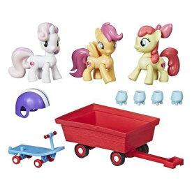 マイリトルポニー ハズブロ hasbro、おしゃれなポニー かわいいポニー ゆめかわいい 【送料無料】My Little Pony Cruising Cutie Mark Crusadersマイリトルポニー ハズブロ hasbro、おしゃれなポニー かわいいポニー ゆめかわいい