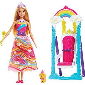 7e790794c81 バービー バービー人形 ファンタジー 人魚 マーメイド Barbie Dreamtopia Rainbow Cove Princess Swing  Setバービー バービー人形