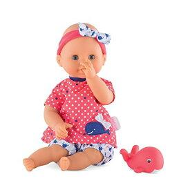 """コロール 赤ちゃん 人形 ベビー人形 【送料無料】Corolle Mon Premier Bebe Bath Oceane 12"""" Baby Doll, Safe for Bathtub Or Pool, Floats in Waterコロール 赤ちゃん 人形 ベビー人形"""