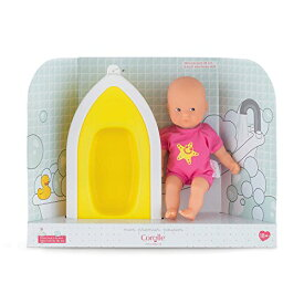 コロール 赤ちゃん 人形 ベビー人形 【送料無料】Corolle Mini Bath by The Seaコロール 赤ちゃん 人形 ベビー人形