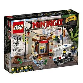 レゴ ニンジャゴー LEGO Ninjago Movie City Chase 70607 Building Kit (233 Piece)レゴ ニンジャゴー