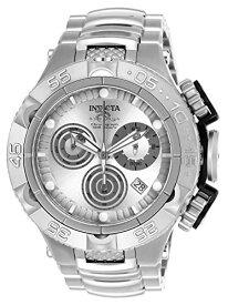 インヴィクタ インビクタ サブアクア 腕時計 メンズ Invicta Men's Subaqua Quartz Watch with Stainless Steel Strap, Silver, 29 (Model: 26631)インヴィクタ インビクタ サブアクア 腕時計 メンズ