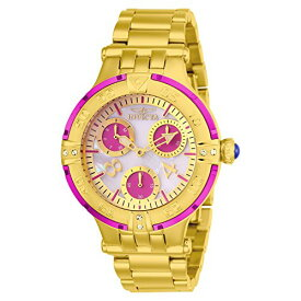 インヴィクタ インビクタ サブアクア 腕時計 レディース Invicta Women's 26141 Subaqua Quartz Chronograph White Dial Watchインヴィクタ インビクタ サブアクア 腕時計 レディース