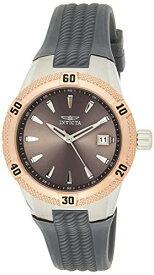 インヴィクタ インビクタ エンジェル 腕時計 レディース 【送料無料】Invicta Women's Angel Stainless Steel Quartz Watch with Silicone Strap, Grey, 0.7 (Model: 24599)インヴィクタ インビクタ エンジェル 腕時計 レディース
