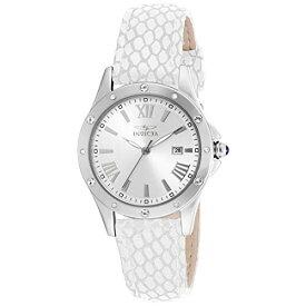 インヴィクタ インビクタ エンジェル 腕時計 レディース Invicta Angel Silver Dial Beige Leather Ladies Watch 14317インヴィクタ インビクタ エンジェル 腕時計 レディース