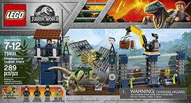 レゴ 【送料無料】LEGO Jurassic World Dilophosaurus Outpost Attack 75931 Building Kitレゴ