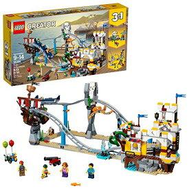 レゴ クリエイター 【送料無料】LEGO Creator 3in1 Pirate Roller Coaster 31084 Building Kit (923 Pieces) (Discontinued by Manufacturer)レゴ クリエイター