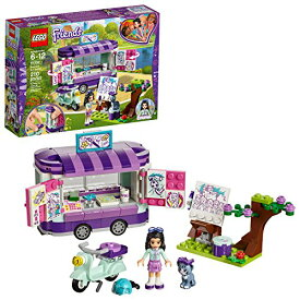 レゴ フレンズ 【送料無料】LEGO Friends Emma's Art Stand 41332 Building Set (210 Pieces)レゴ フレンズ