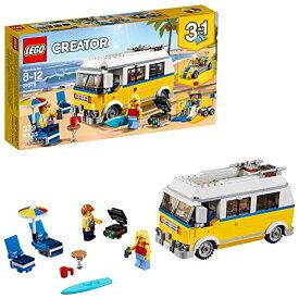 レゴ クリエイター 【送料無料】LEGO Creator 3in1 Sunshine Surfer Van 31079 Building Kit (379 Pieces) (Discontinued by Manufacturer)レゴ クリエイター