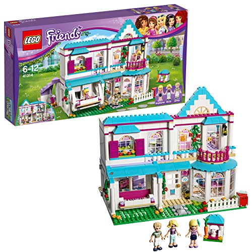 レゴ フレンズ Original - 1 Pack - LEGO Friends Stephanie's House 41314 Building Kitレゴ フレンズ
