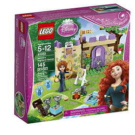 レゴ ディズニープリンセス Lego Disney Toys Premium Princess Merida Castle Set With Minifigures For 6 Year Olds Childrenレゴ ディズニープリンセス