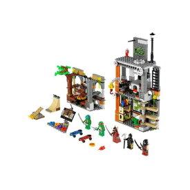 レゴ LEGO Teenage Mutant Ninja Turtles Lair Attack Leonardo Raphael Master Splinter Dark Foot Soldier Pieces 488レゴ