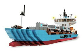 レゴ LEGO Exclusive 10155 Maersk Line Container Ship (2010)レゴ