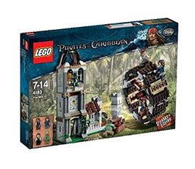レゴ 【送料無料】LEGO Pirates of the Caribbean The Mill 4183レゴ
